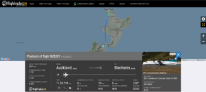 During an Air New Zealand flight NZ8207 from Auckland to Blenheim the crew needed to shut down engine